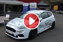 Ford Fiesta Sprint Cup: Jumbo Racedagen: Video: Crash Romain Degeer