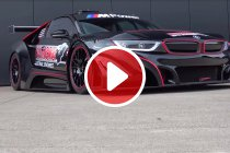 Video: Hamofa Motorsport met BMW i8 met V8-motor